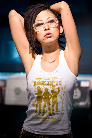 ROCK THIS! Tank Top (P.H.A.S.E. 2×MYNORITY CLASSICS)