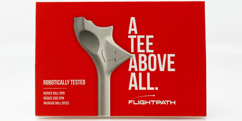 1 Pack of FlightPath Golf Tees