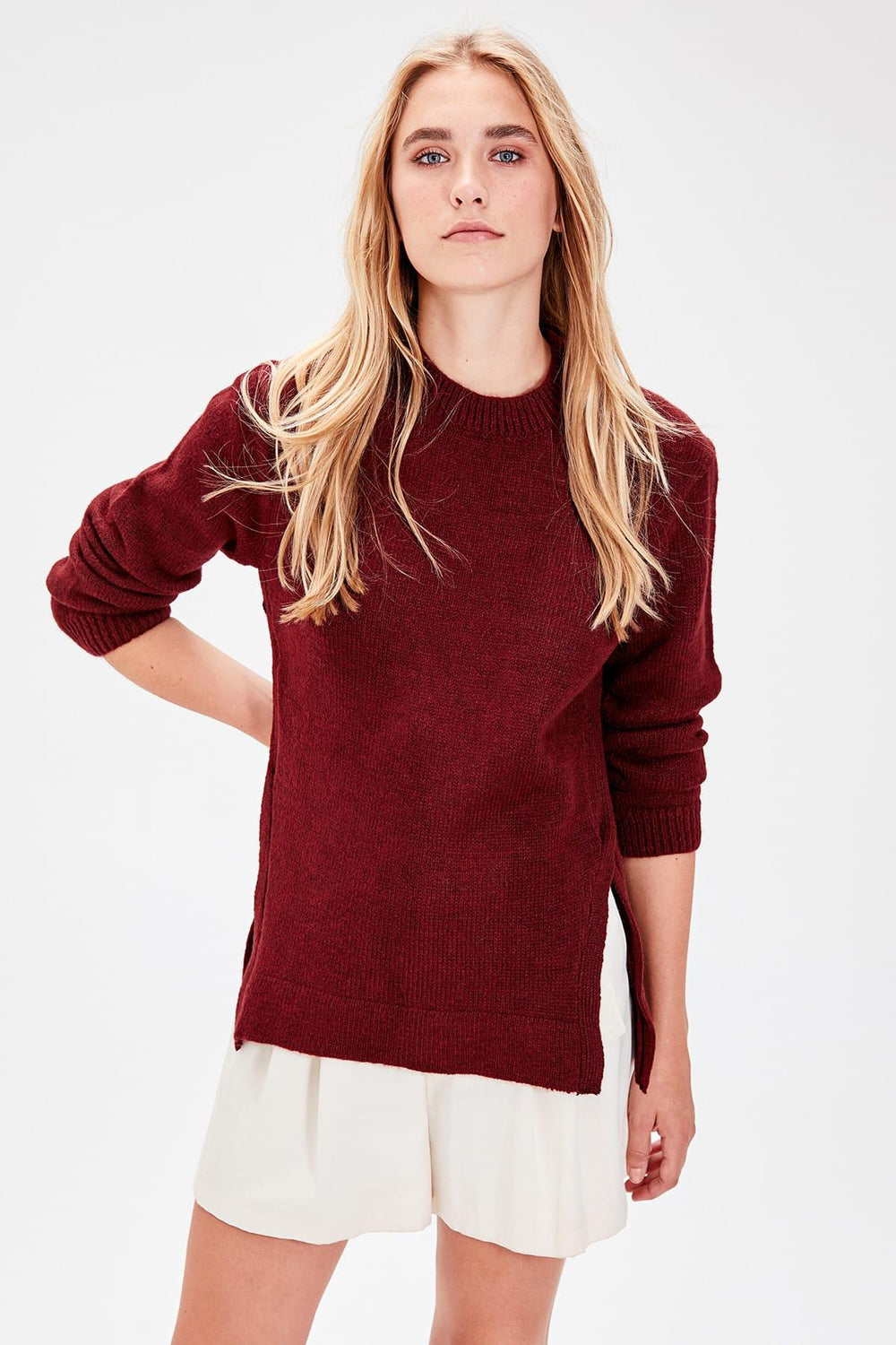 Knitwear Sweater - Top Maxy
