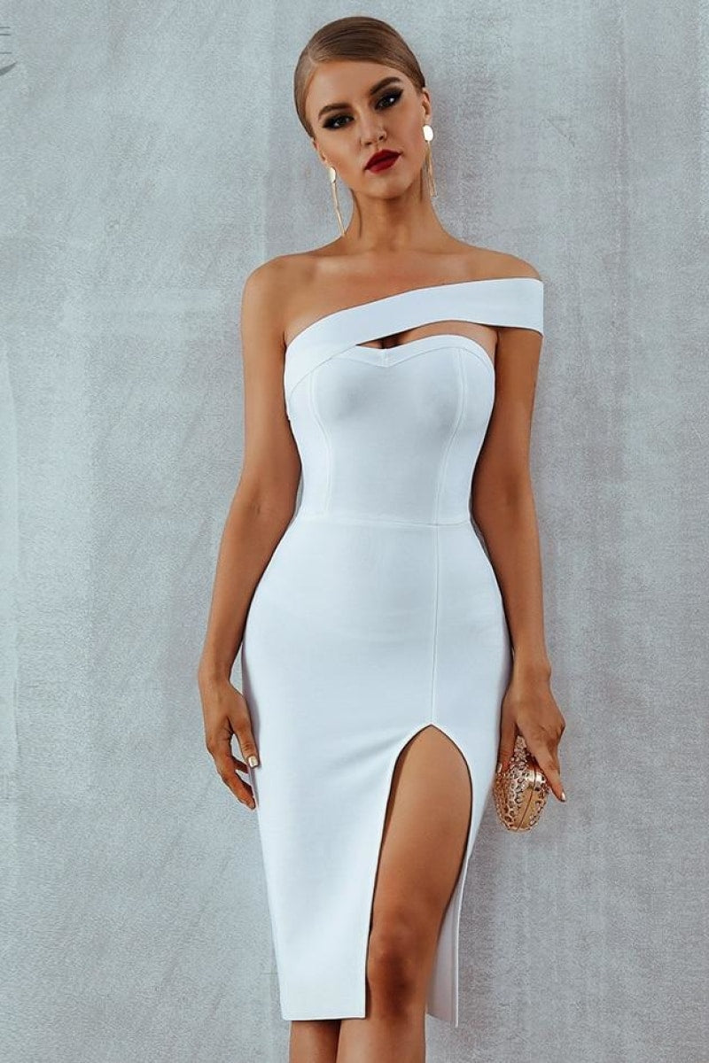 Bodycon Bandage Dress - Top Maxy