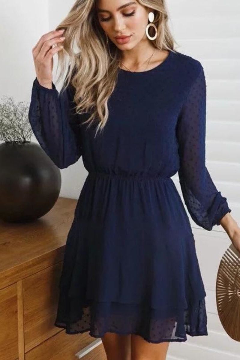 Casual Elegant Dress - Top Maxy