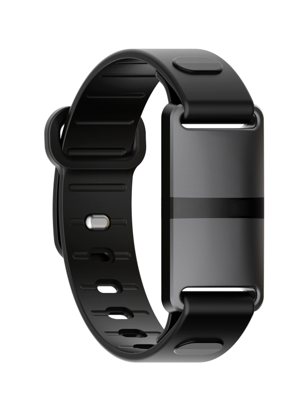 Black Case with Black Sport Strap