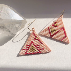 Hathor Earrings #014