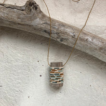 Snails and Fairydust Mantra Necklace