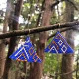Fall Sky Earrings