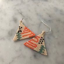 Hathor Earrings Small #008