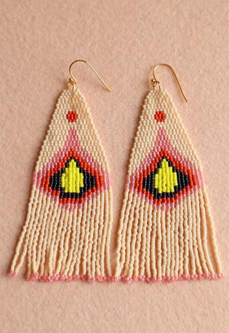 Fringe Earrings - Planted Seeds
