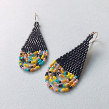 colorfuls statement earrings