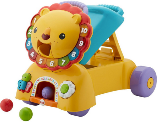 LEON CAMINA CONMIGO FISHER PRICE
