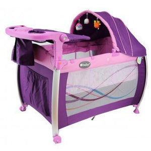 corral con cambiador ebaby little queen 708V