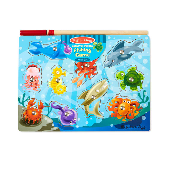 Melissa & Doug Magnetic Puzzle Games