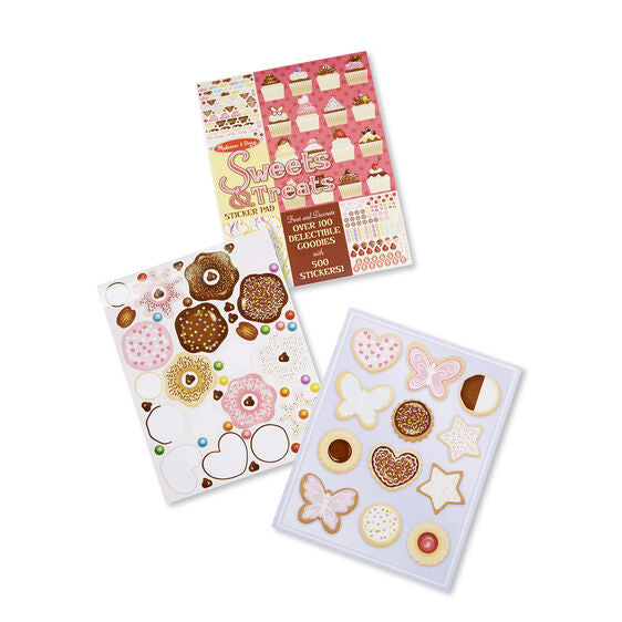 Melissa & Doug Sweet Treats Sticker Pad