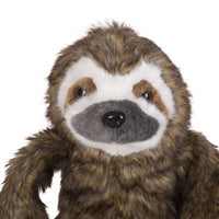 Melissa & Doug Lifelike Plush Sloth