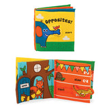 Melissa & Doug Soft Books - Opposites