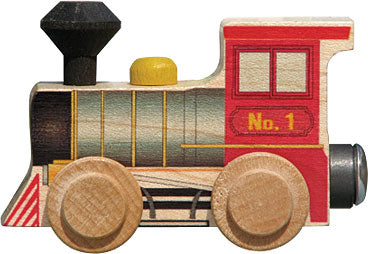 Maple Landmark Name Trains - Accessory Cars