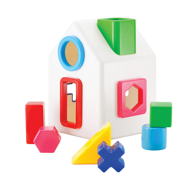 *NEW* Kid O Sort-a-Shape House
