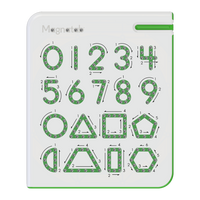 *NEW* Kid O Magnatab Numbers and Shapes