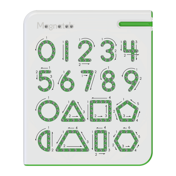 Kid O Magnatab Numbers and Shapes