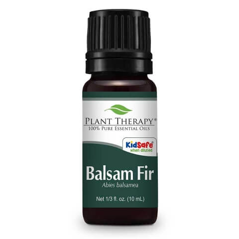 *NEW* Plant Therapy Balsam Fir Essential Oil