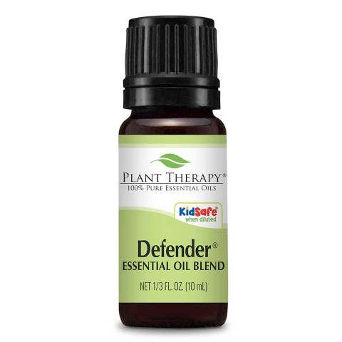 *NEW* Plant Therapy Defender Essential Oil Blend