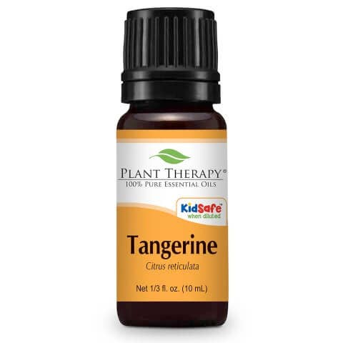 *NEW* Plant Therapy Tangerine Essential Oil