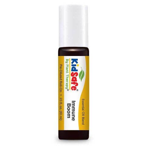 Plant Therapy Immune Boom KidSafe Essential Oil Roll-On