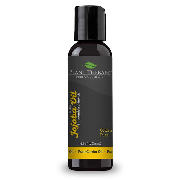 Plant Therapy Jojoba Golden Carrier Oil - 2oz