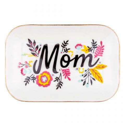 'Mom' Trinket Dish