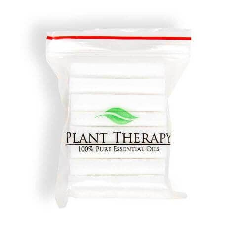 *NEW* Plant Therapy Refill Wicks for Aromatherapy Inhalers