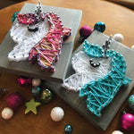 *NEW* Strung by Shawna DIY String Art Kit - Unicorn