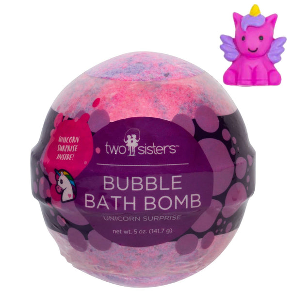 *NEW* Two Sisters Spa Unicorn Squishy Surprise Bubble Bath Bomb