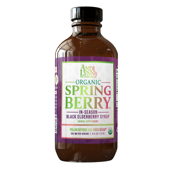 *NEW* Andi Lynn's Springberry Syrup