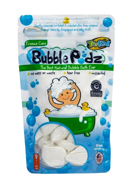 TruKid Bubble Podz - Eczema Care