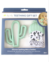 Itzy Ritzy Teether and Mitt Gift Set