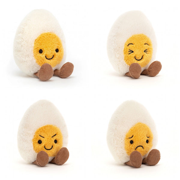 *NEW* Jellycat Amuseable Boiled Emoji Eggs