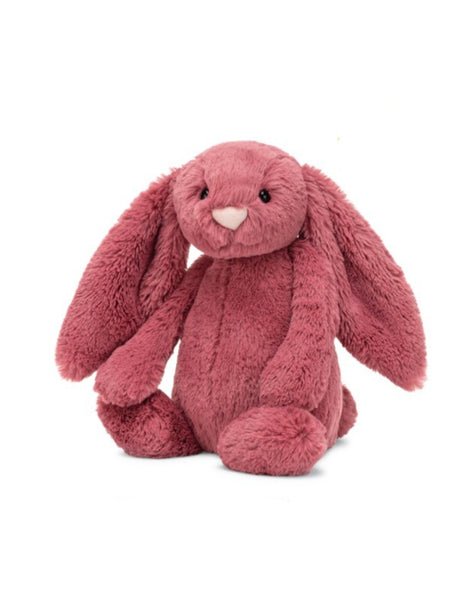 *NEW* Jellycat Bashful Dusty Pink Bunny