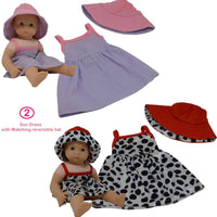 *NEW* The New York Doll Collection Doll Clothing Set