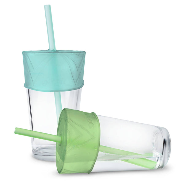 *NEW* GoSili Universal Straw Lid, 2-pack