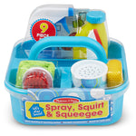 Melissa & Doug Spray, Squirt, Squeegee