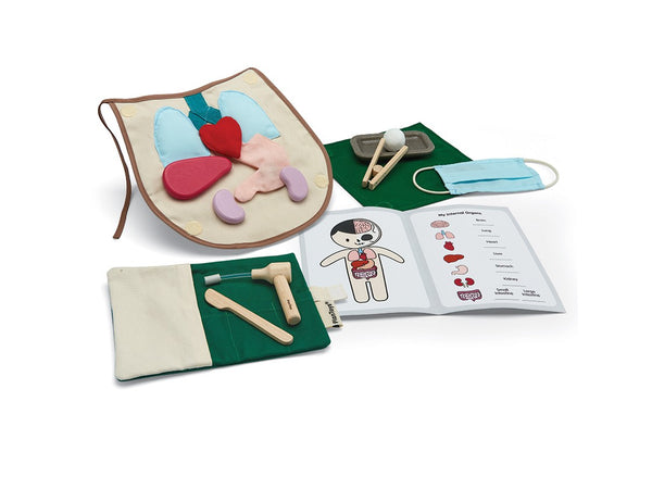 *NEW* Plan Toys Surgeon Set