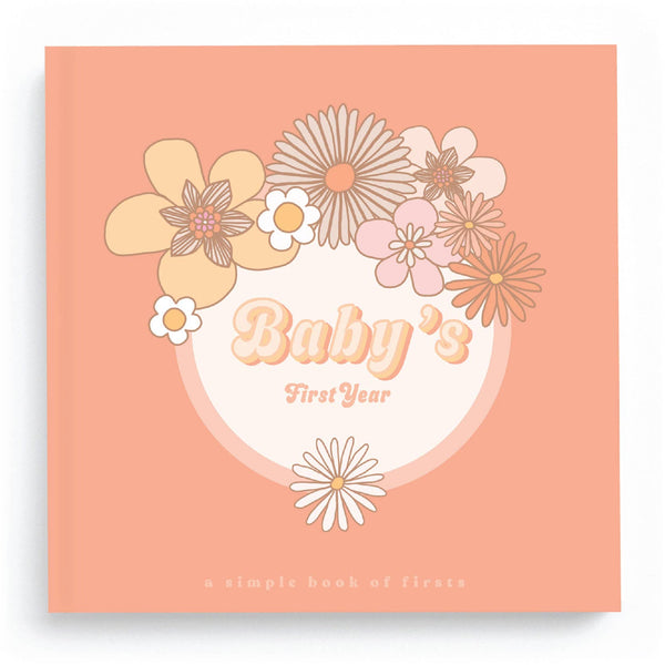 *NEW* Lucy Darling Flower Child Memory Book
