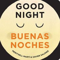 Good Morning/Good Night Bilingual Board Books