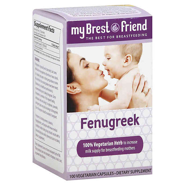 My Brest Friend Fenugreek - 100 capsules