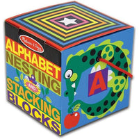 Melissa & Doug Nesting and Stacking Blocks