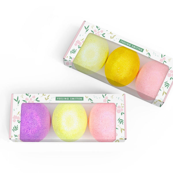 *NEW* Feeling Smitten Easter Egg Bath Bomb Set