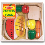 Melissa & Doug Cutting Food
