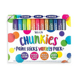 *NEW* Ooly Chunkies Variety Paint Sticks - 24 Pack