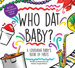 *NEW* Who Dat Baby? Memory Book