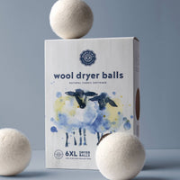 *NEW* Woolzies Dryer Balls - Set of 6