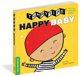 Tummy Time: Happy Baby Board Book